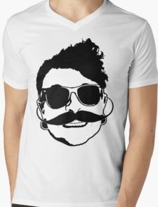 New Shirt New Joy Mens V-Neck T-Shirt