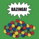 BAZINGA! by sophiedoodle