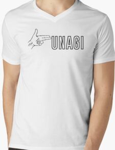 Unagi - Ross Geller (Friends) Mens V-Neck T-Shirt