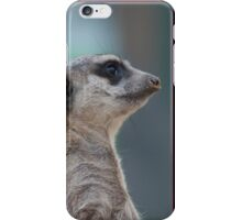 Meerkat iPhone cover iPhone Case/Skin