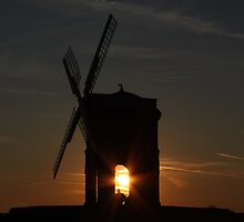 Chesterton at sun rise  by yampy