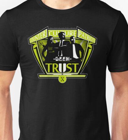 Counterculture Patriots Unisex T-Shirt