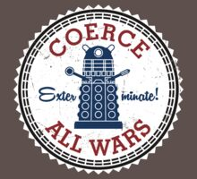 Coerce All Wars (dirty) Kids Clothes