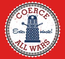 Coerce All Wars (dirty) Kids Tee