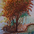 Autumn  by Mitch Adams