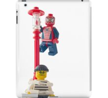 Have no fear! Spidey is here! iPad Case/Skin