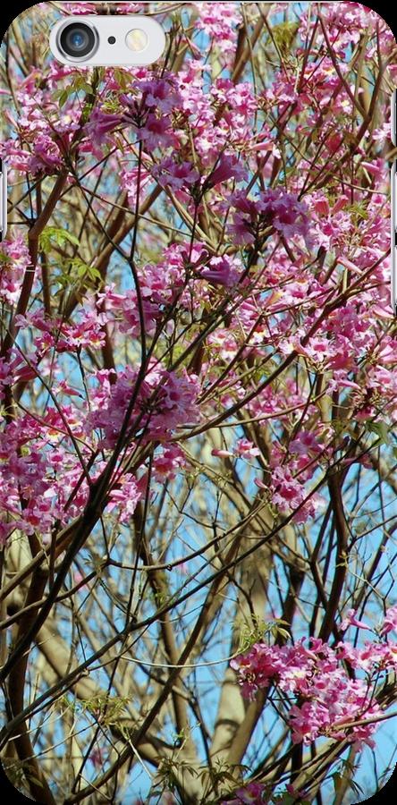 Lovely Flowers iPhone Case by Denis Marsili