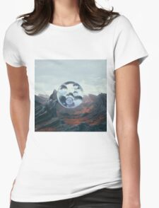 Oddworld Pearl Womens Fitted T-Shirt