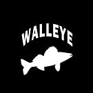SIMPLY WALLEYE - iphone case by Marcia Rubin