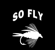SO FLY - iphone case by Marcia Rubin