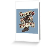 Adventurer Like You Greeting Card