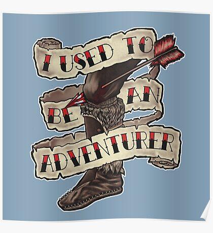 Adventurer Like You Poster