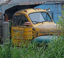 Old and Abandoned Ketchikan Alaska by creativegenious