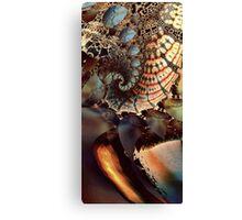 Mesozoic Canvas Print