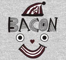 Bacon Face Kids Tee