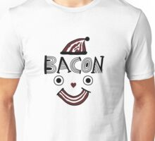 Bacon Face Unisex T-Shirt