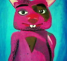 Winky by Debbie  Adams