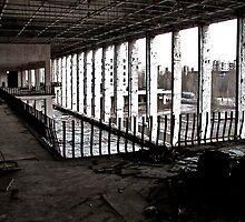 School building in Pripyat by Wintermute69