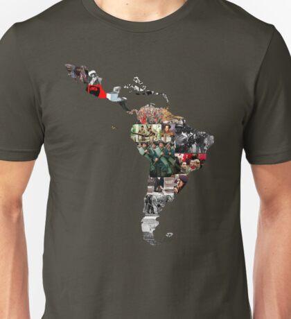 The Politics of Latin America Unisex T-Shirt