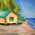 Beach House by Mitch Adams