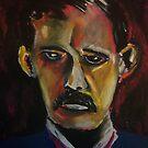 Edvard Munch by Mitch Adams