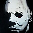 Michael Myers by Mitch Adams