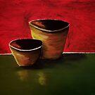 Pottery by Mitch Adams