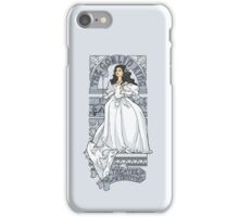 Theatre de la Labyrinth shirt v2 iPhone Case/Skin