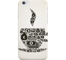 Cup business iPhone Case/Skin
