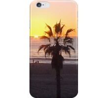 Sunset & Palmtree... iPhone Case/Skin