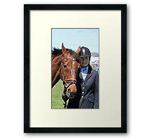 My Pony Calendar 2011 - Royal Hobart Show - Pic 1 Framed Print