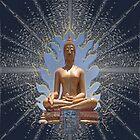 Buddha Statue - iPhone Case by DAdeSimone