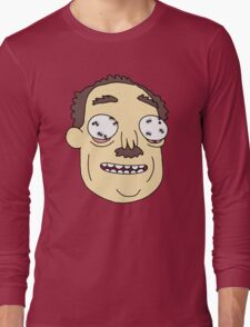 Rick & Morty - Ants In My Eyes Johnson Long Sleeve T-Shirt