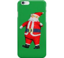 Santa's on the iPhone iPhone Case/Skin