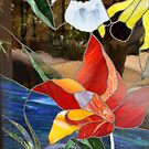 BEAUTIFUL STAINED GLASS ART by Esperanza Gallego