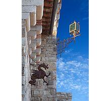 Castello di Amorosa, Napa Valley, California Photographic Print
