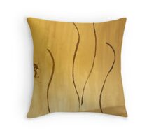 I Crash Landed on a World of Dancing and Entanglement Throw Pillow