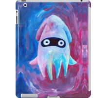 Pink and Blueper iPad Case/Skin