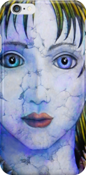 Elf_ I Phone Case by Diane Johnson-Mosley