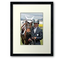 My Pony Calendar 2011 - Royal Hobart Show Tasmania - No 7 Framed Print