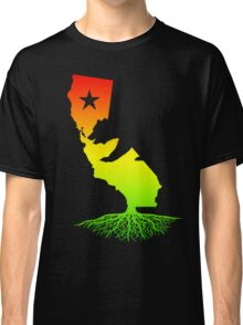 California Roots (rasta surfer colors) Classic T-Shirt