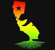 California Roots (rasta surfer colors) Unisex T-Shirt