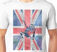 London Yoga Unisex T-Shirt