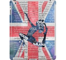 London Yoga iPad Case/Skin