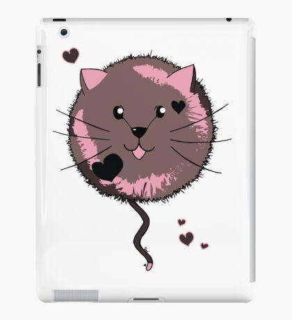 Kawaii Cat Ball iPad Case/Skin