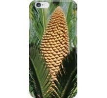 Plant with yellow flower iPhone Case/Skin