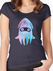 Pink and Blueper Women's Fitted Scoop T-Shirt