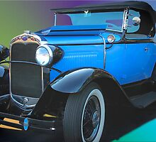 Ford Model A 1930 by heatherfriedman