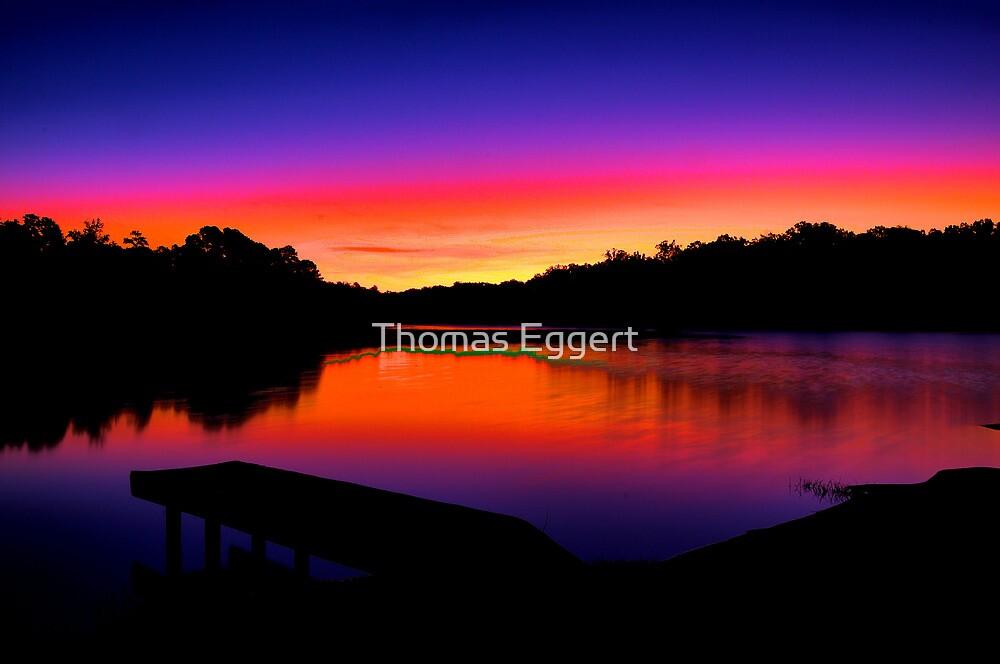 Mississippi Morning by Thomas Eggert