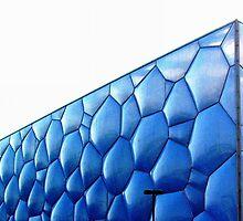 Blue Bubbles © by Ethna Gillespie